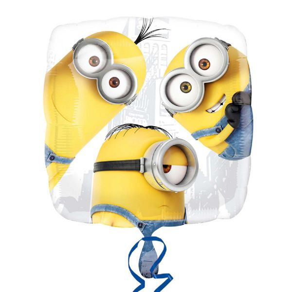 Minions Group Balloon